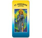 St. Peregrine Laziosi - Display Board 1191