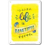 What is Beauty: Life is beautiful - Display Board 671