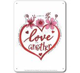 Love Scripture:  Love one another - Display Board 682