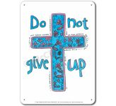 Love Scripture: Do not give up - Display Board 684