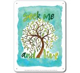 Love Scripture: Seek me and live - Display Board 687