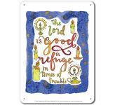 Love Scripture: The Lord is good... - Display Board 689