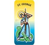 St. George - Display Board 727BY