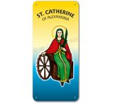 St. Catherine of Alexandria - Display Board 761
