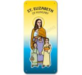 St. Elizabeth of Hungary - Display Board 789