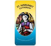 St. Margaret Clitherow - Display Board 886B