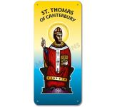 St. Thomas of Canterbury - Display Board 988B