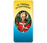 St. Thomas of Canterbury - Display Board 988D