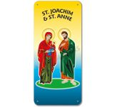 St. Joachim & St. Anne - Display Board 989