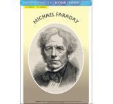 Michael Faraday - Poster A3 (IP1316)