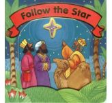Follow The Star board book