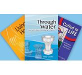 Through Water ~ Called To Life ~ Living Hope: Tony Castle Set of 3