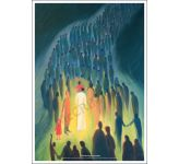 Christ Among His People Poster