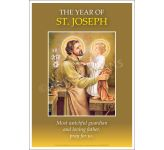 Year of St Joseph Poster - PB2021B