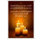 Prayers for the Faithful Departed Poster