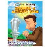 The Rosary Colouring & Activity Book