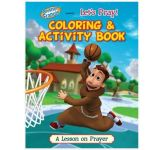 Let's Pray Colouring & Activity Book