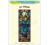 St. Philip - Poster A3 (STP1107)