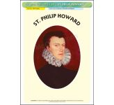 St. Philip Howard - Poster A3 (STP1108)