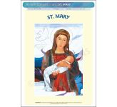 St. Mary - Poster A3 (STP1145)