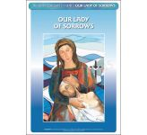 Our Lady of Sorrows - Poster A3 (STP1147B)
