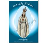 Our Lady of Fatima - Poster A3 (STP1155)