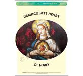 Immaculate Heart of Mary - Poster A3 (STP1160)