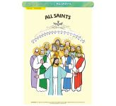 All Saints - Poster A3 (STP705)