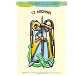 St. Michael - A3 Poster (STP707)