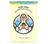 Our Lady of Perpetual Succour - A3 Poster (STP704)