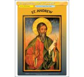 St. Andrew Icon - Poster A3 (STP730IC)