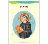 St. Bede- Poster A3 (STP739B)