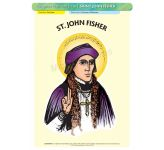 St. John Fisher - A3 Poster (STP748)
