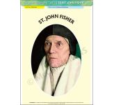 St. John Fisher - Poster A3 (STP748C)