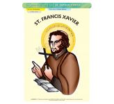 St. Francis Xavier - Poster A3 (STP796)