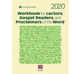 Workbook for Lectors, Gospel Readers, and Proclaimers of the Word® 2020 Canada