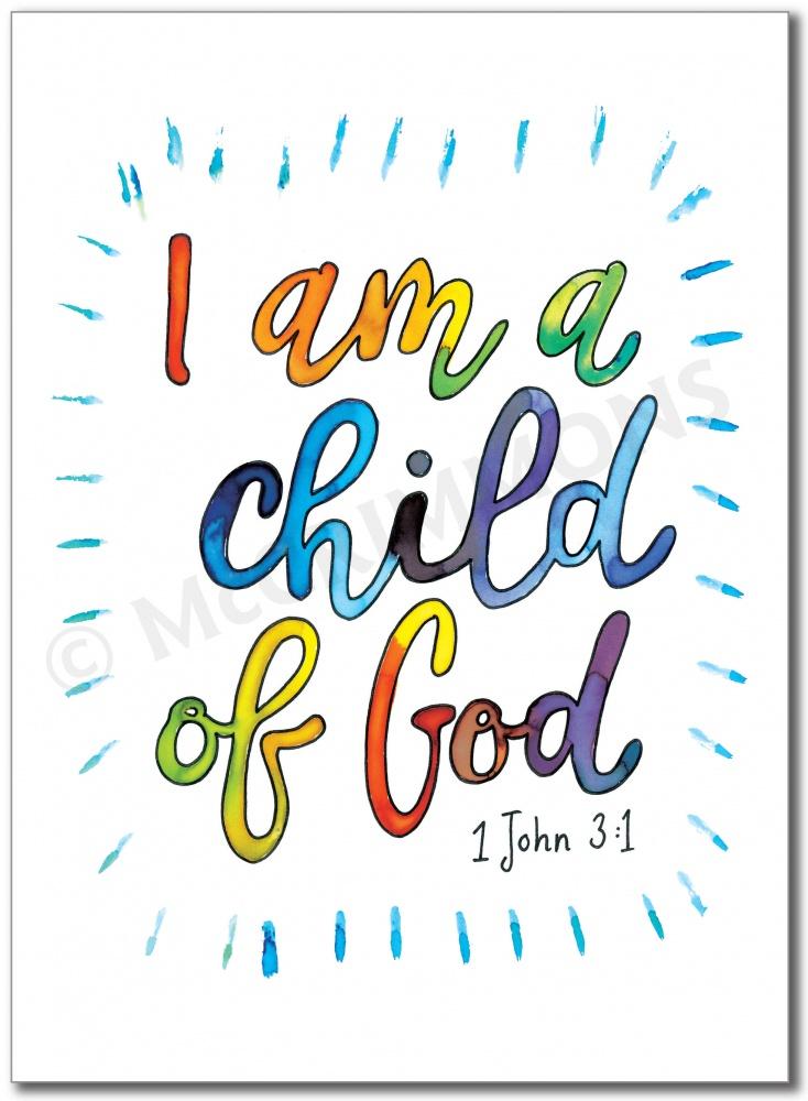 BAN670 - I am a child of God.jpg