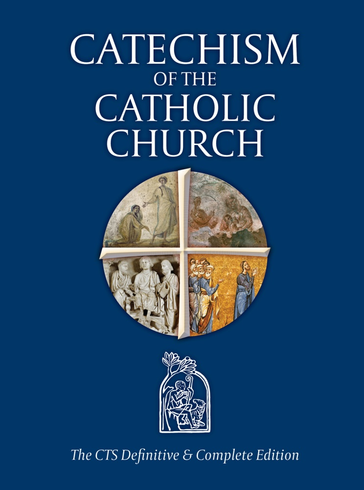the catholic catechism Make serious spiritual strides in 2018 huntington, indiana, february 5, 2018 — more than 40% of americans make new year's resolutions for those whose resolution includes learning more about the catholic faith, a year with the catechism: 365 day reading plan (our sunday visitor, february.