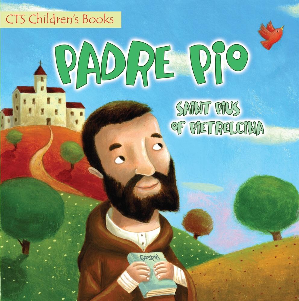 Saint Books For Kids