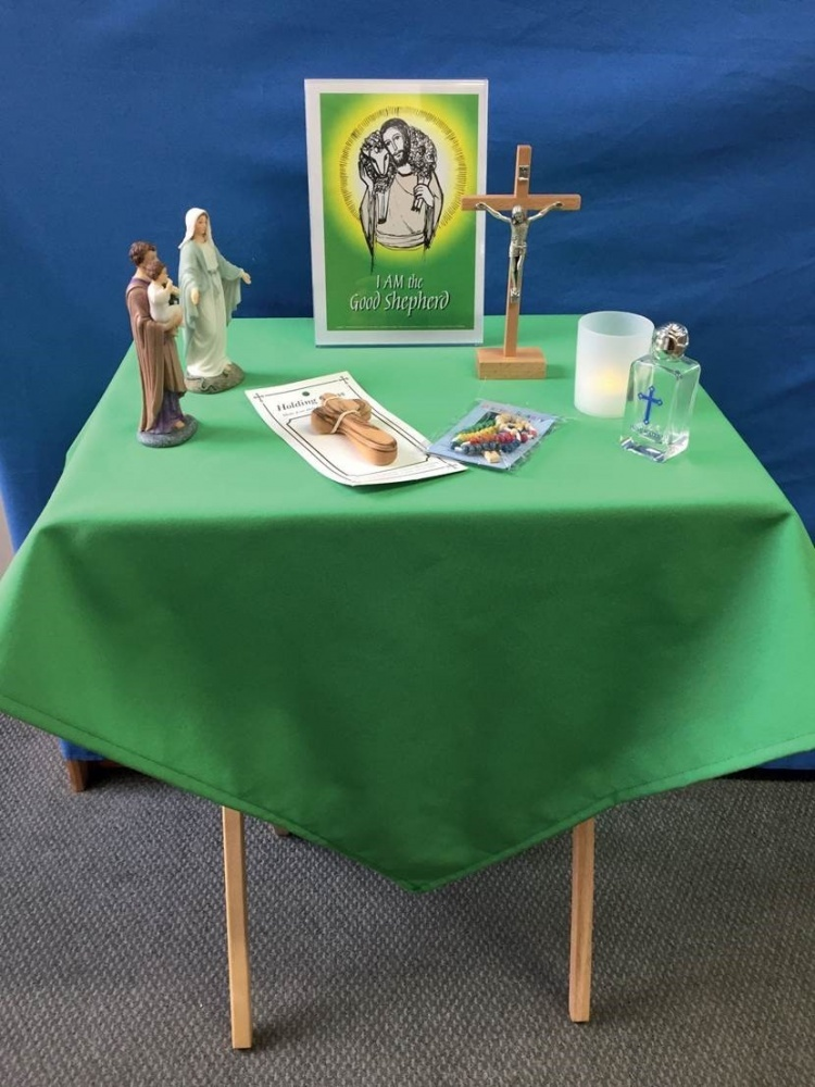 A Place To Pray Classroom Kit