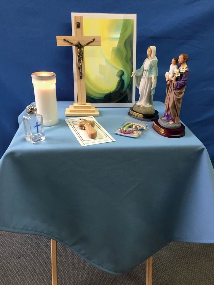 a place to pray assembly hall kit
