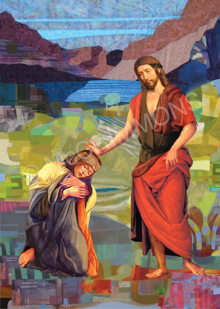 Your faith has healed you