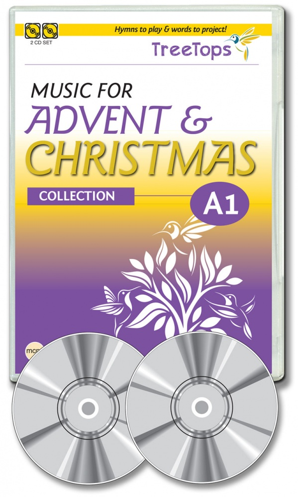 Music for Advent & Christmas (A1)